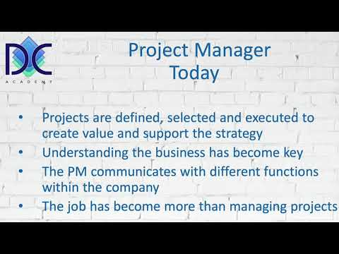 The Project Manager, Finance and Corporate Strategy