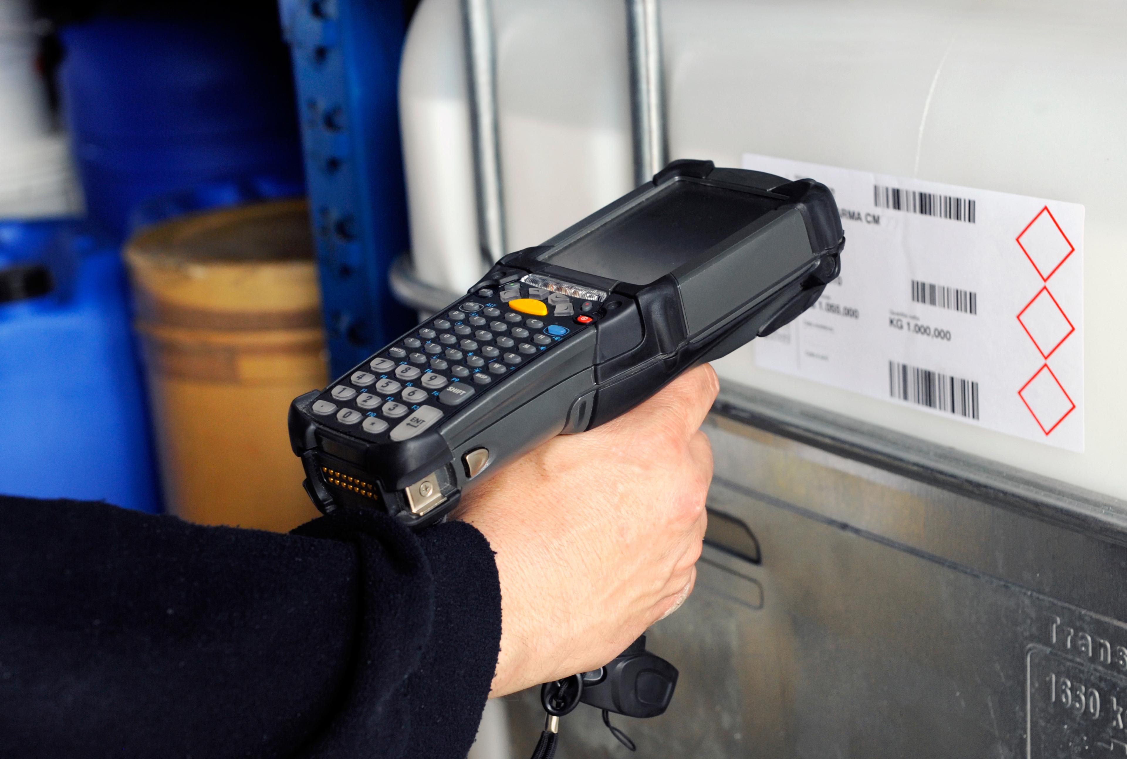 Bar code scanner 751047